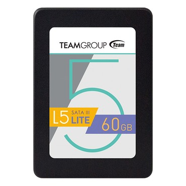 SSD накопитель Team Group L5 Lite 60gb